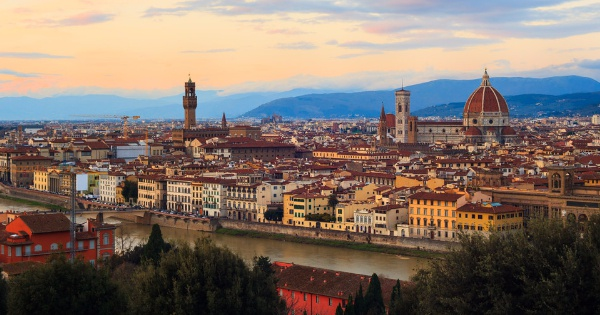 Flights from London to Florence - Peretola